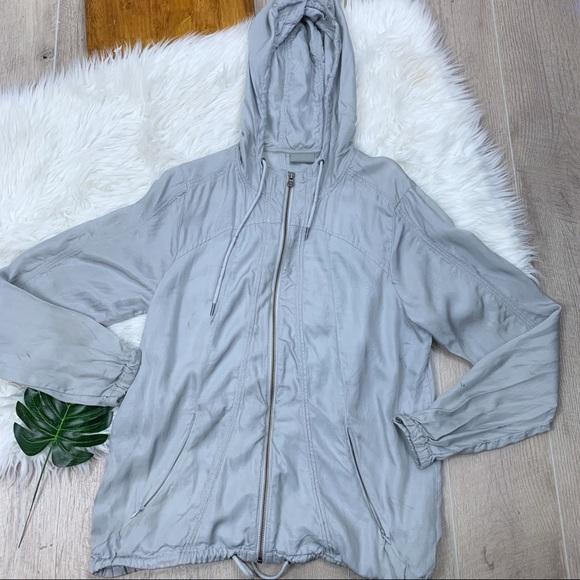 Athleta Jackets & Blazers - Athleta   Grey Jacket   2464
